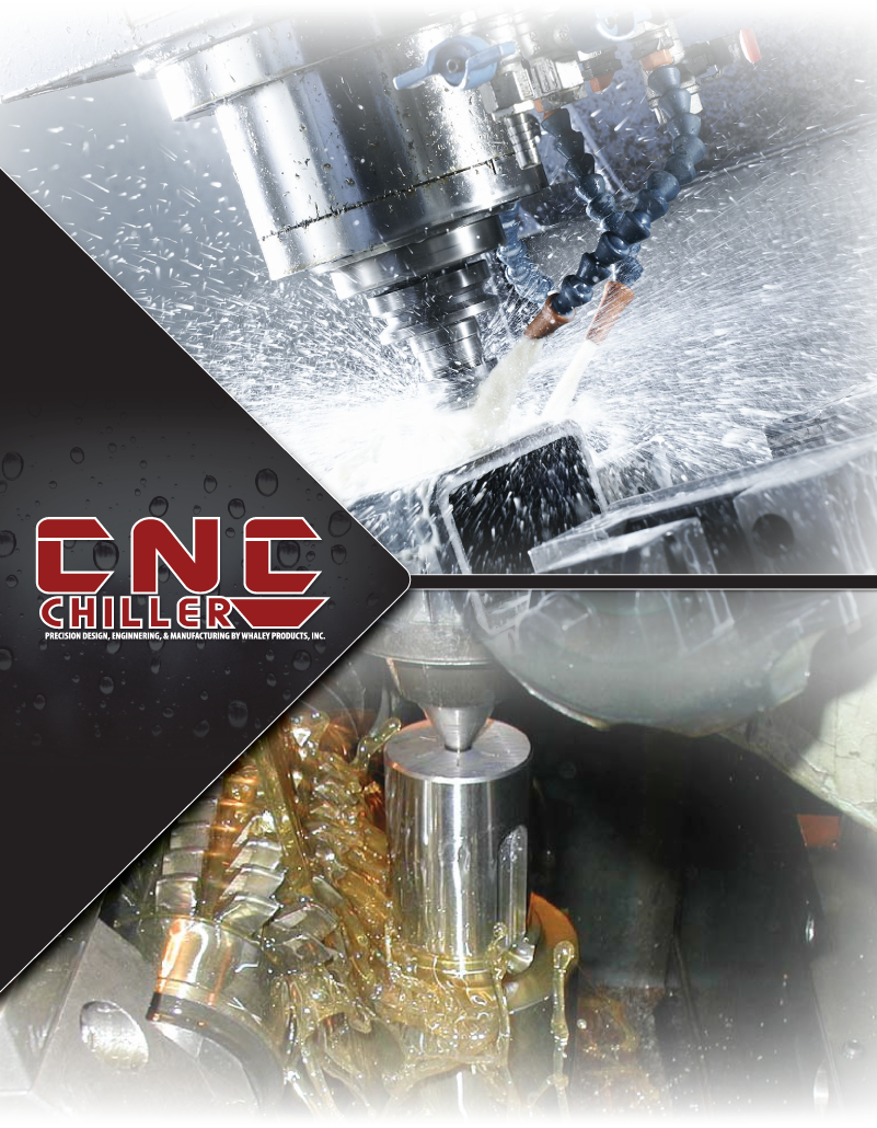 Cooling CNC Machines